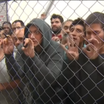 Mike Pence Visits Migrant Detention Camp